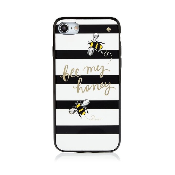 79d2cbee94 kate spade Accessories | Ny Jeweled Bee My Honey Iphone 87 Case ...